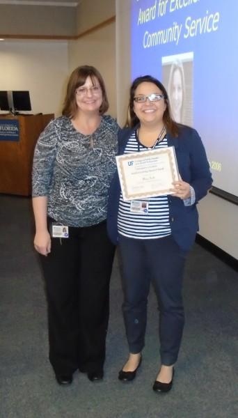 Alicia Roth-Health Psychology Award