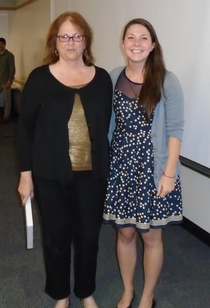 Dr. Dawn Bowers-Mentosrhip Award