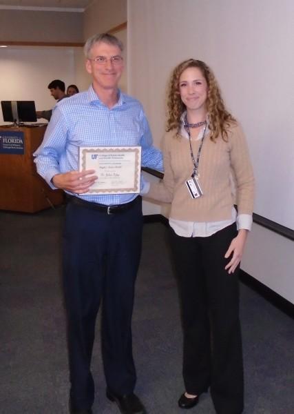 Dr. Julius Gylys-Davis Award