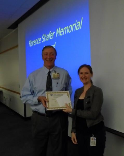 Rachel Potsupack-Shafer Award